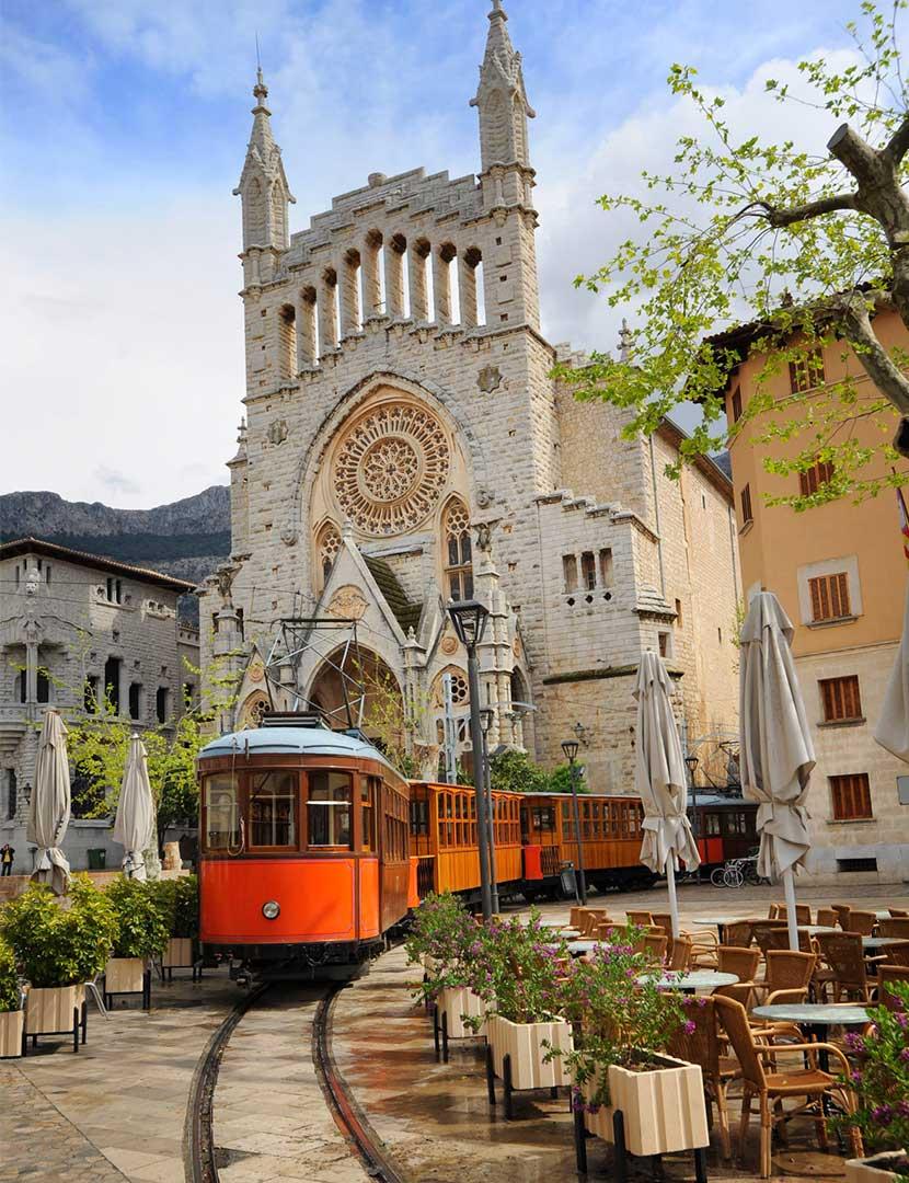 Rundresor med tågUpplev Europa med tåg
