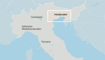 adriakusten italien