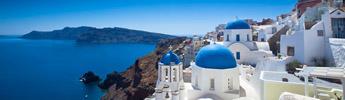 Lennot + hotelli Kreikkaan