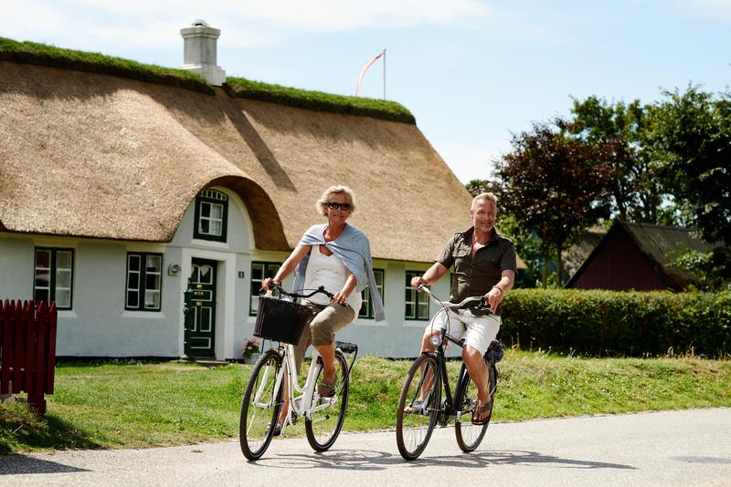 Erbjudande Danmark cyklar