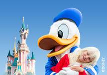 Disneyland® Paris La drøm bli til virkelighet påDisneyland® Paris