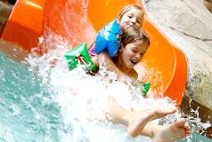 Badland för alla badgladaEn eller flera dagar med lek och bus i ett badland är perfekt vid alla väderförhållanden.