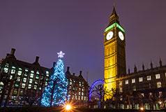 Metropolen LondonAf Londons mangejulemarkeder er Winter Wonderlandi Hyde Park det største og mest kendte. Jul i Hyde Park: 22/11-6/1
